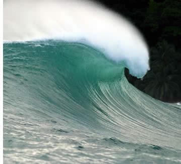 I Bocas del Toro, Panama kan du lära dig spanska och surfa