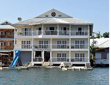 Tropical Suites är vår favorit bland de exklusiva boutiquehotellen i Bocas del Toro